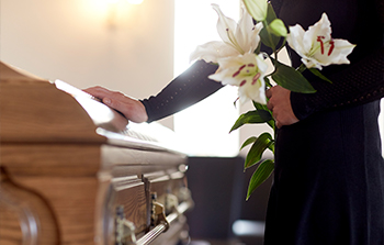 wrongful death type of personal injury cases